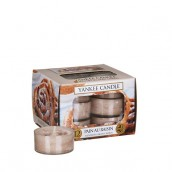 Yankee Candle Pain Au Raisin Tea Lights (6 branduren)