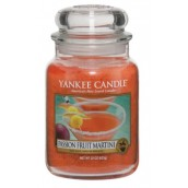 Yankee Candle Passion Fruit Martini Geurkaars Large Jar Candle (150 branduren)