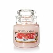 Yankee Candle Peony Geurkaars Small Jar Candle (40 branduren)