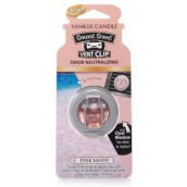 Yankee Candle Pink Sands Car Vent Clip
