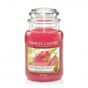 Yankee Candle Pink Dragon Fruit Geurkaars Large Jar Candle (150 branduren)