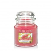 Yankee Candle Pink Dragon Fruit Geurkaars Medium Jar Candle (90 branduren)