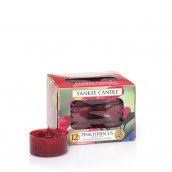 Yankee Candle Pink Hibiscus Tea Lights (6 branduren)
