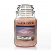 Yankee Candle Pink Sands Geurkaars Large Jar Candle (150 branduren)