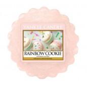 Yankee Candle Rainbow Cookie Wax Tart