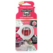 Yankee Candle Red Raspberry Car Vent Clip