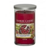 Yankee Candle Red Raspberry Medium Pillar