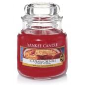 Yankee Candle Rhubarb Crumble Geurkaars Small Jar