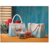 Yankee Candle Riviera Escape 2 Medium Jar Bag Giftset