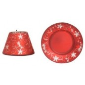 Yankee Candle Ruby Fall Small Shade & Tray