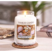 Yankee Candle Sandalwood Vanilla Geurkaars Large Jar Candle (150 branduren)
