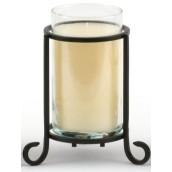 Yankee Candle Scroll Medium Pillar Sleeve