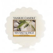 Yankee Candle Sea Salt & Sage Wax Tart (8 Geururen)