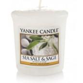 Yankee Candle Sea Salt & Sage Geurkaars Votive Sampler (15 branduren)