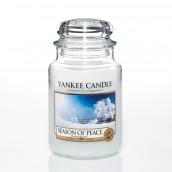 Yankee Candle Season Of Peace Geurkaars Large Jar Candle (150 branduren)