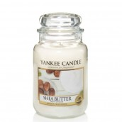 Yankee Candle Shea Butter Geurkaars Large Jar Candle (150 branduren)