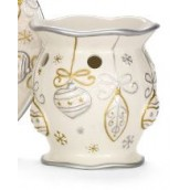 Yankee Candle Silver & Gold Melt Warmer