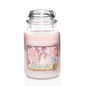 Yankee Candle Snowflake Cookie Geurkaars Large Jar Candle (150 branduren)