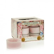 Yankee Candle Snowflake Cookie Tea Lights (6 branduren)