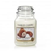Yankee Candle Soft Blanket Geurkaars Large Jar Candle (150 branduren)