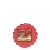 Yankee Candle Sparkling Cinnamon Wax Tart (8 Geururen)