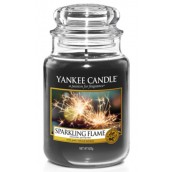 Yankee Candle Sparkling Flame Large Jar
