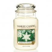 Yankee Candle Sparkling Snow Geurkaars Large Jar Candle (150 branduren)