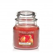 Yankee Candle Spiced Orange Geurkaars Medium Jar Candle (90 branduren)