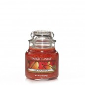 Yankee Candle Spiced Orange Geurkaars Small Jar Candle (40 branduren)