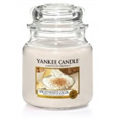 Yankee Candle Spiced White Cocoa Medium Jar