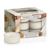 Yankee Candle Spiced White Cocoa Tea Lights