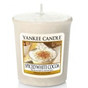 Yankee Candle Spiced White Votive Sampler