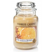 Yankee Candle Star Anise & Orange Large Jar