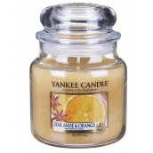 Yankee Candle Star Anise & Orange Medium Jar