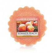 Yankee Candle Summer Peach Wax Tart (8 Geururen)