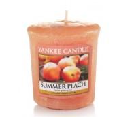Yankee Candle Summer Peach Geurkaars Votive Sampler (15 branduren)