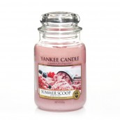 Yankee Candle Summer Scoop Geurkaars Large Jar Candle (150 branduren)