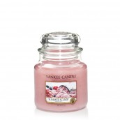 Yankee Candle Summer Scoop Geurkaars Medium Jar Candle (90 branduren)