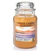 Yankee Candle Sunset Breeze Geurkaars Large Jar Candle (150 branduren)