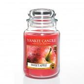 Yankee Candle Sweet Apple Geurkaars Large Jar Candle