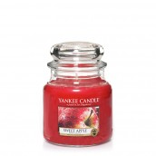 Yankee Candle Sweet Apple Geurkaars Medium Jar Candle