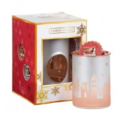 Yankee Candle The Perfect Christmas Melt Warmer & 3 Tarts