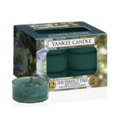 Yankee Candle The Perfect Tree Tea Lights