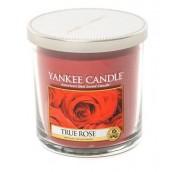 Yankee Candle True Rose Geurkaars Small Pillar