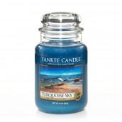 Yankee Candle Turquoise Sky Geurkaars Large Jar Candle (150 branduren)