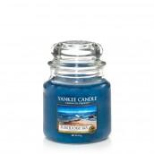 Yankee Candle Turquoise Sky Geurkaars Medium Jar Candle (90 branduren)