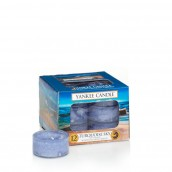 Yankee Candle Turquoise Sky Tea Lights (6 branduren)