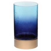 Yankee Candle Twilight Dusk Glass Hurricane Jar Holder