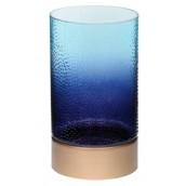 Yankee Candle Twilight Dusk Glass Hurricane Jar Holder