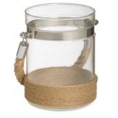 Yankee Candle Twilight Dusk Rope Lantern Small Jar Holder